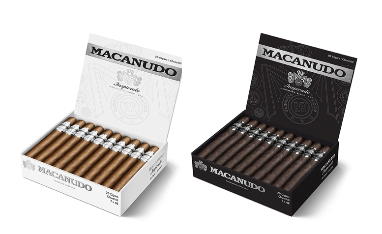 Cigar News: Macanudo Inspirado White and Black Get High Profile Launch at 2017 IPCPR