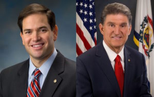 Cigar News: Senators Rubio and Manchin Push for Premium Cigar Exemption from FDA Regulation