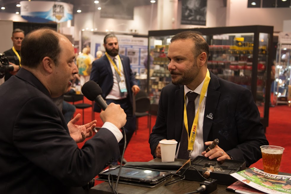From the Archives: IPCPR 2017 – Nestor Andrés Plasencia, Plasencia Cigars