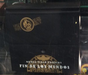 Cigar News: Nomad Fin de Los Mundos Showcased at 2017 IPCPR Trade Show