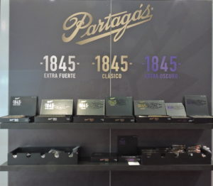 Cigar News: Revamped Partagas 1845 Line Introduced at 2017 IPCPR
