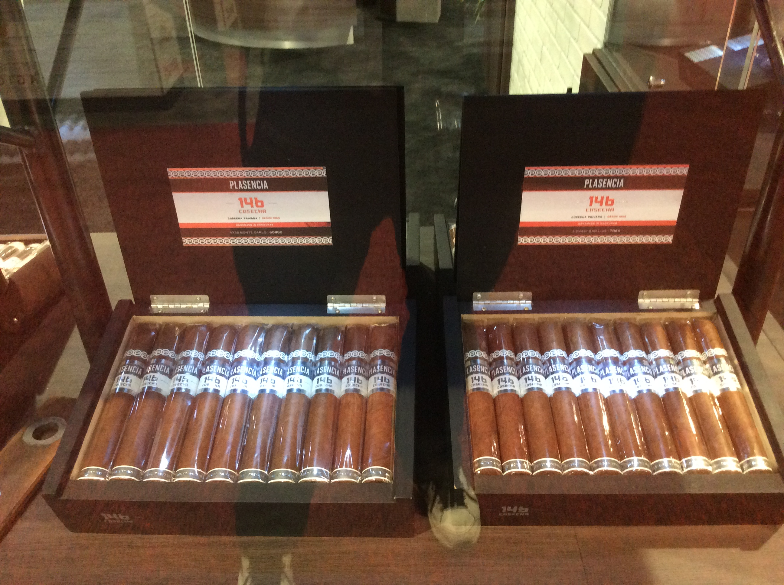 Cigar News: Plasencia Cosecha 146 Released into U.S. Market