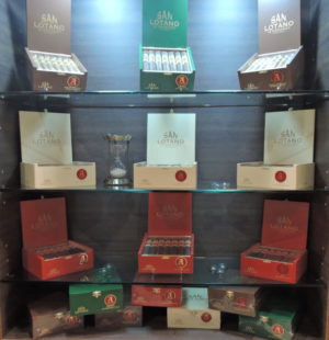Cigar News: AJ Fernandez Unveils New Packaging for San Lotano