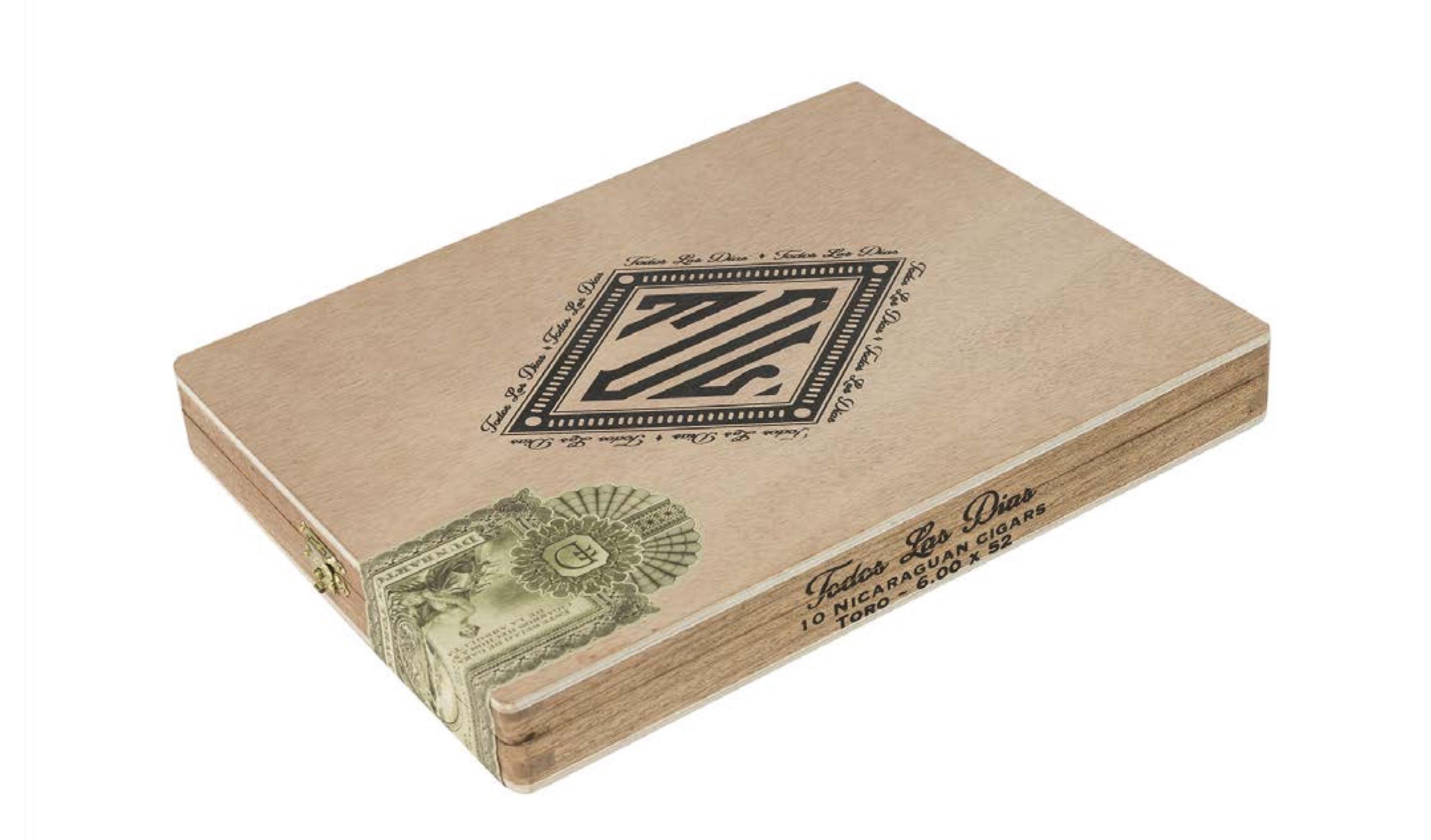 Dunbarton Tobacco and Trust Todos Las Dias Box