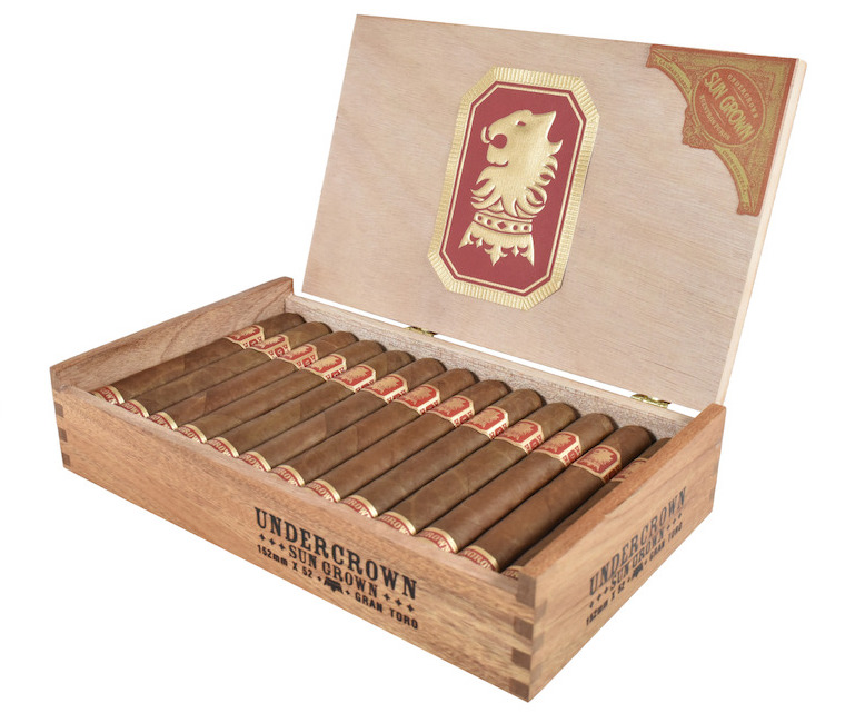Undercrown Sun Grown Box