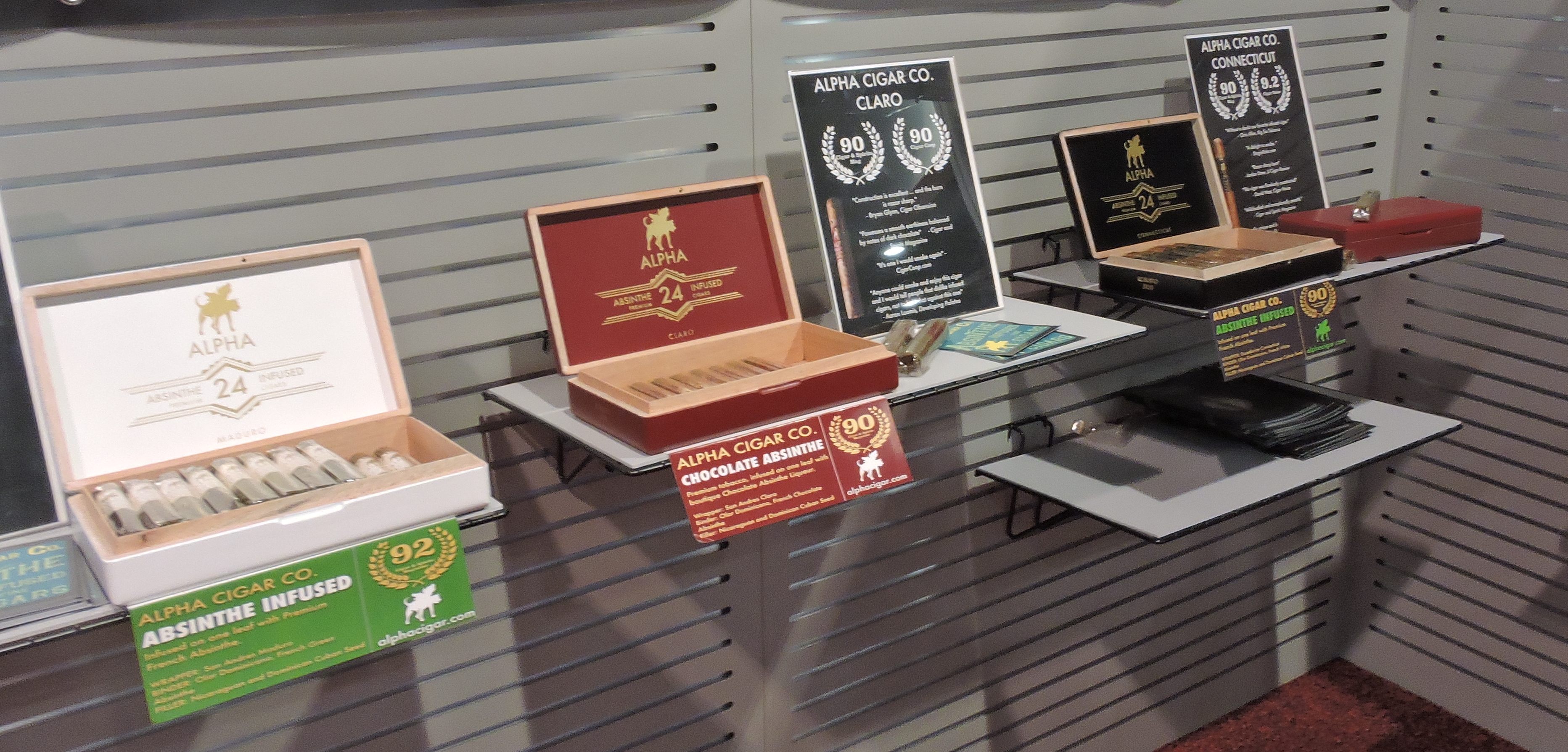 Feature Story: Spotlight on Alpha Cigar Company at the 2017 IPCPR Trade Show