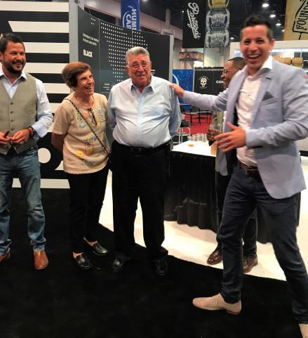 Cigar News: General Cigar Honors Benji Menendez at 2017 IPCPR; Plans Event Series