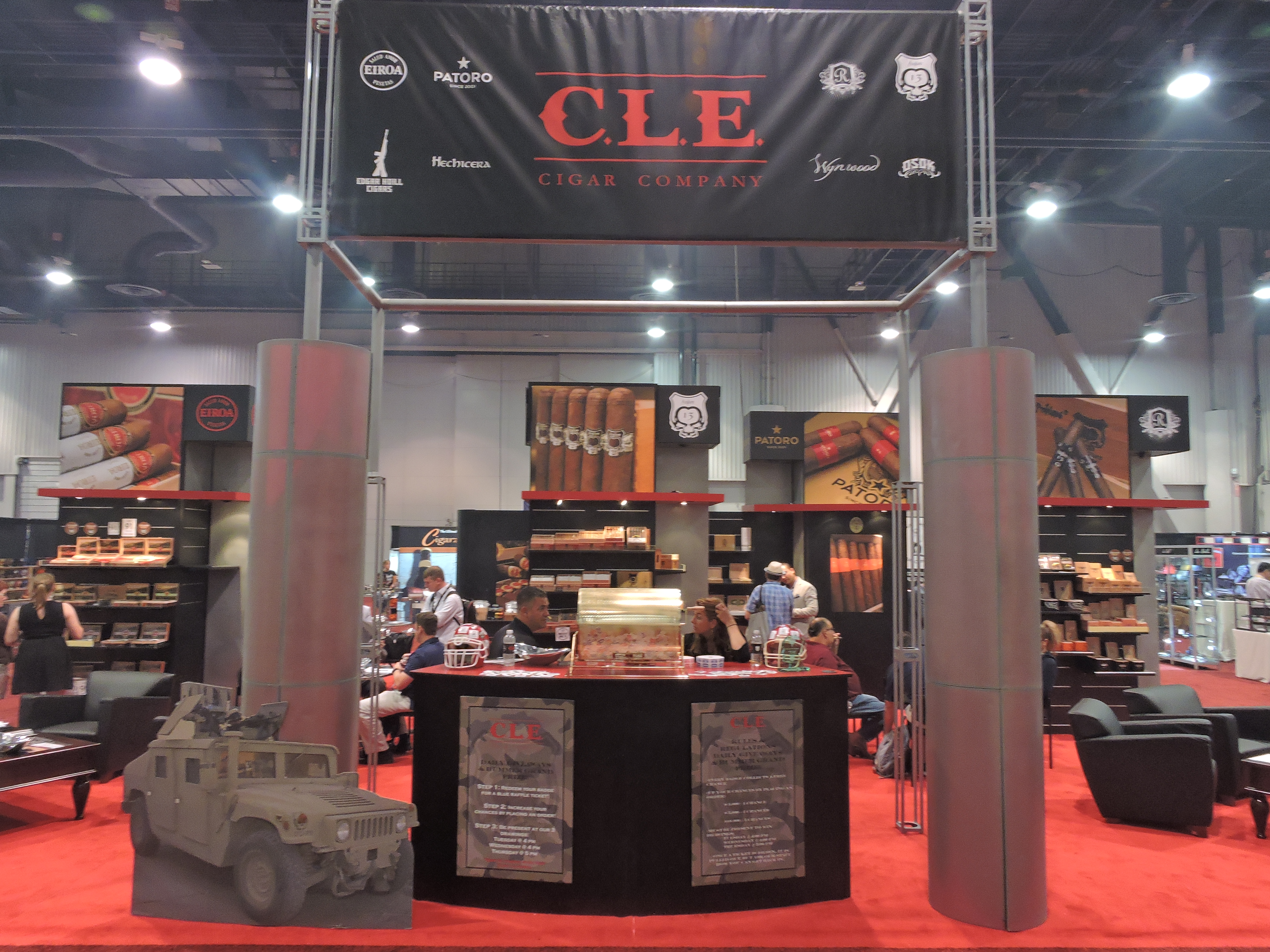 Feature Story: Spotlight on C.L.E. Cigar Company at the 2017 IPCPR Trade Show