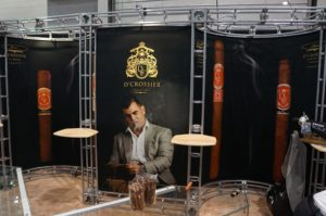 Feature Story: Spotlight on D'Crossier Cigars at the 2017 IPCPR Trade Show
