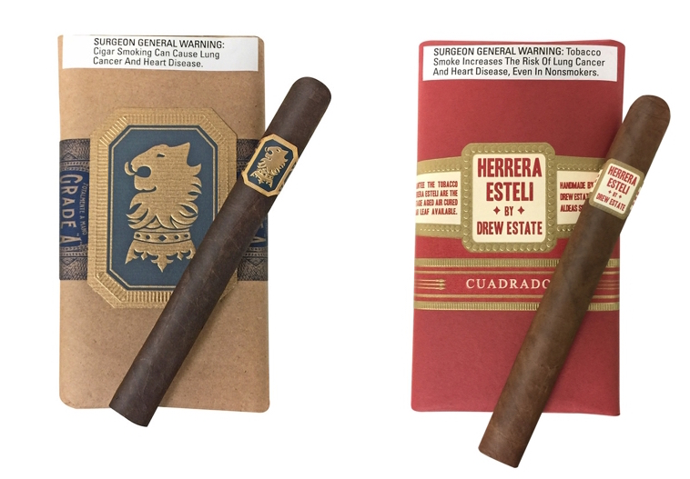 Cigar News: Drew Estate Launches Undercrown Maduro and Herrera Esteli Cuadrado as Exclusive to Casa de Montecristo and JR Cigar