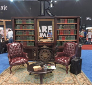 Feature Story: Spotlight on De Los Reyes Cigars at the 2017 IPCPR Trade Show