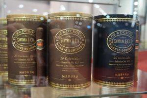 Cigar News: Revamped Flor de D'Crossier Selection No 512 Line Unveiled at 2017 IPCPR