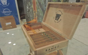 Cigar News: Guardian of the Farm Rambo Introduced at the 2017 IPCPR