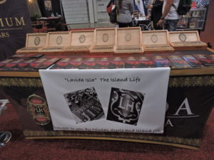 Feature Story: Spotlight on LH Premium Cigars and Lavida Isla at the 2017 IPCPR Trade Show