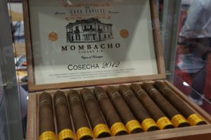 Feature Story: Spotlight on Mombacho and Patina Cigars at the 2017 IPCPR Trade Show