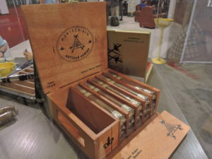 Cigar News: Montecristo Artisan Series Batch 2 Launched at 2017 IPCPR