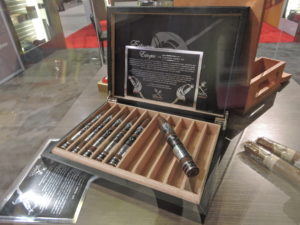 Cigar News: Montecristo Espada Estoque Vintage 2002 Showcased at 2017 IPCPR