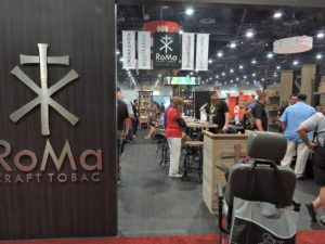 Feature Story: Spotlight on RoMa Craft Tobac at the 2017 IPCPR Trade Show