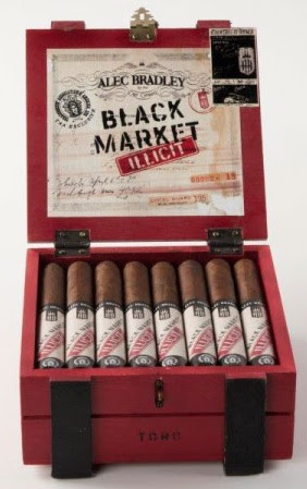 Cigar News: Alec Bradley Black Market Illicit TAA Exclusive Now Available