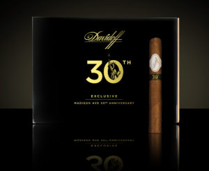 Cigar News: Davidoff Madison Avenue 30th Anniversary to be Flagship Store Exclusive