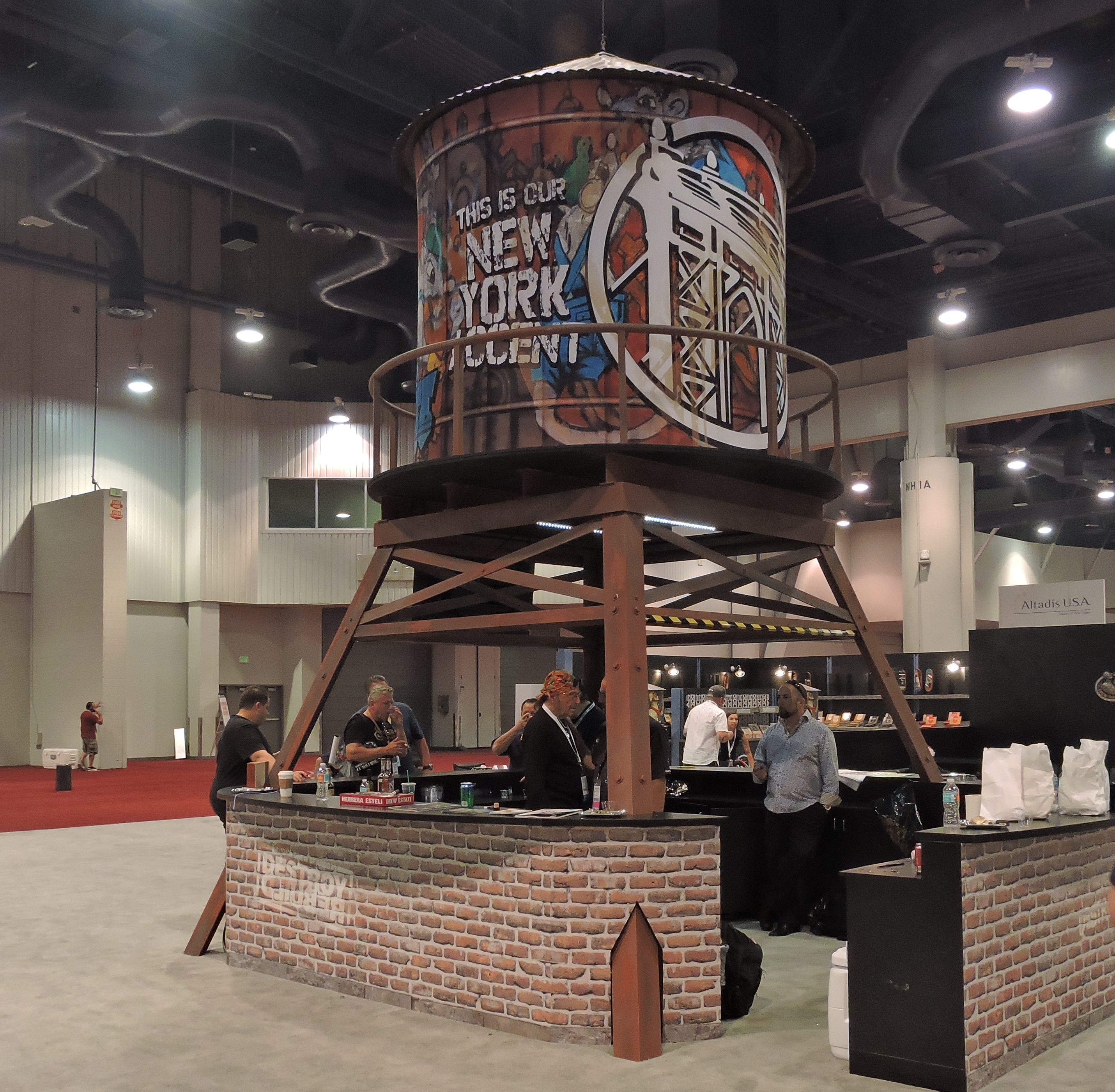 Feature Story: Spotlight on Drew Estate at the 2017 IPCPR Trade Show