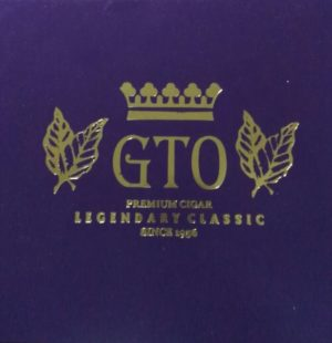 Cigar News: GTO Anesthésia Released