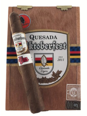 Cigar News: Quesada Cigars and The Cigar Shop Team Up for Quesada Oktoberfest Bayern