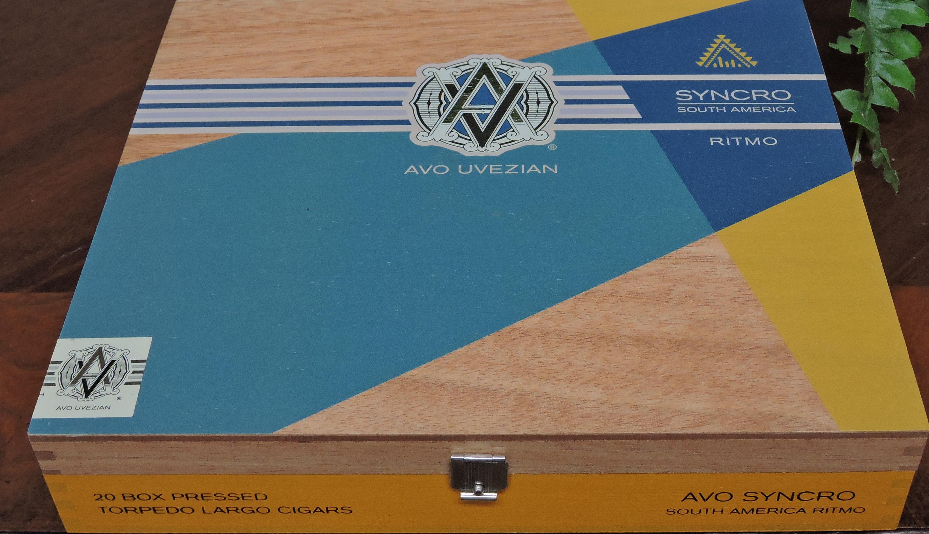AVO Syncro South America Ritmo Torpedo Largo Closed Box