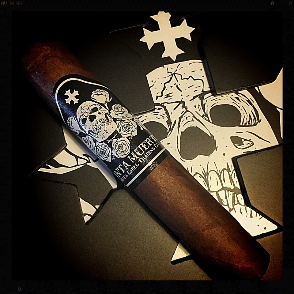 Cigar News: Black Label Trading Company to Release Santa Muerte 2017 Edition