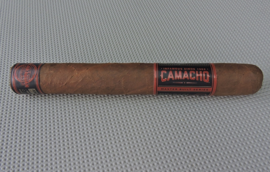 Cigar Review: Camacho Nicaraguan Barrel-Aged Toro