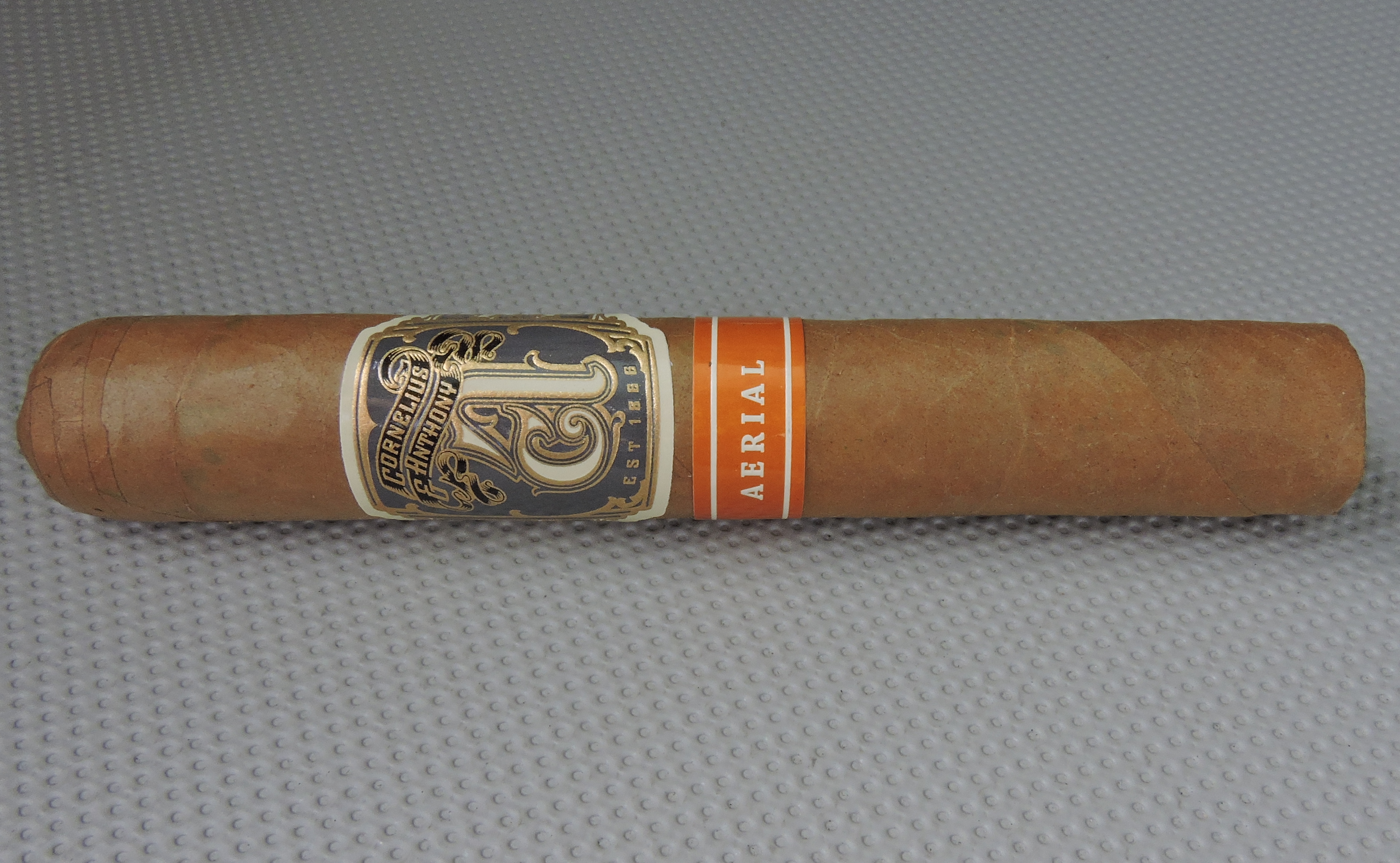 Cornelius & Anthony Aerial Robusto