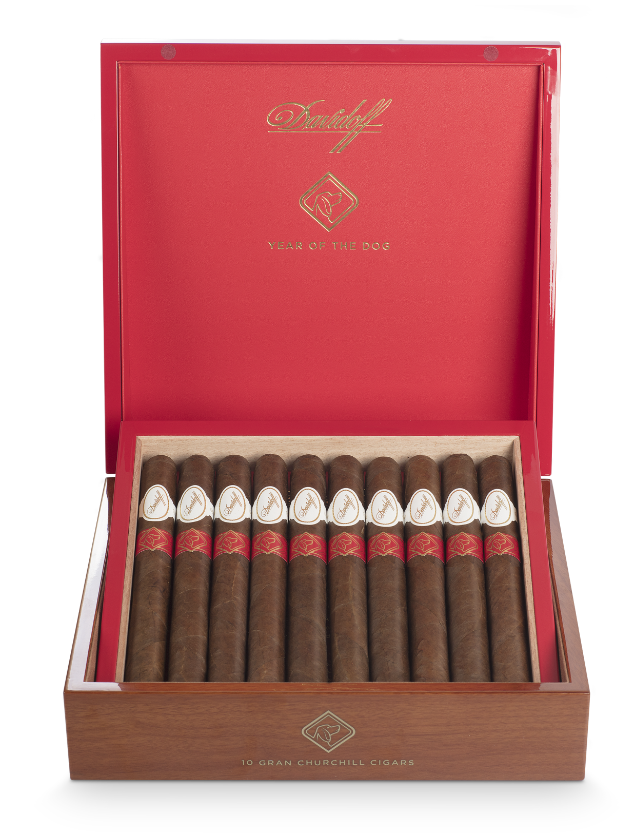 Davidoff Year of the Dog Limited Edition 2018 Box