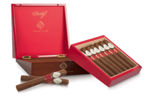 Cigar News: Davidoff Year of the Dog Details Announced