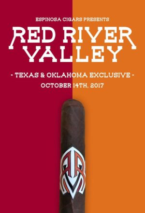 Cigar News: Espinosa Red River Valley to be Regional Exclusive to Texas and Oklahoma