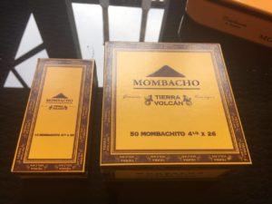 Cigar News: Mombacho Adds New Ten and Fifty Count Box Options for Mombachito