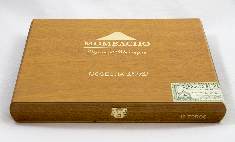 Mombacho Cosecha 2012 Box