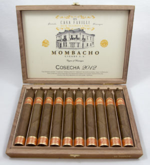 Cigar News: Mombacho Cigars Releases Cosecha 2012