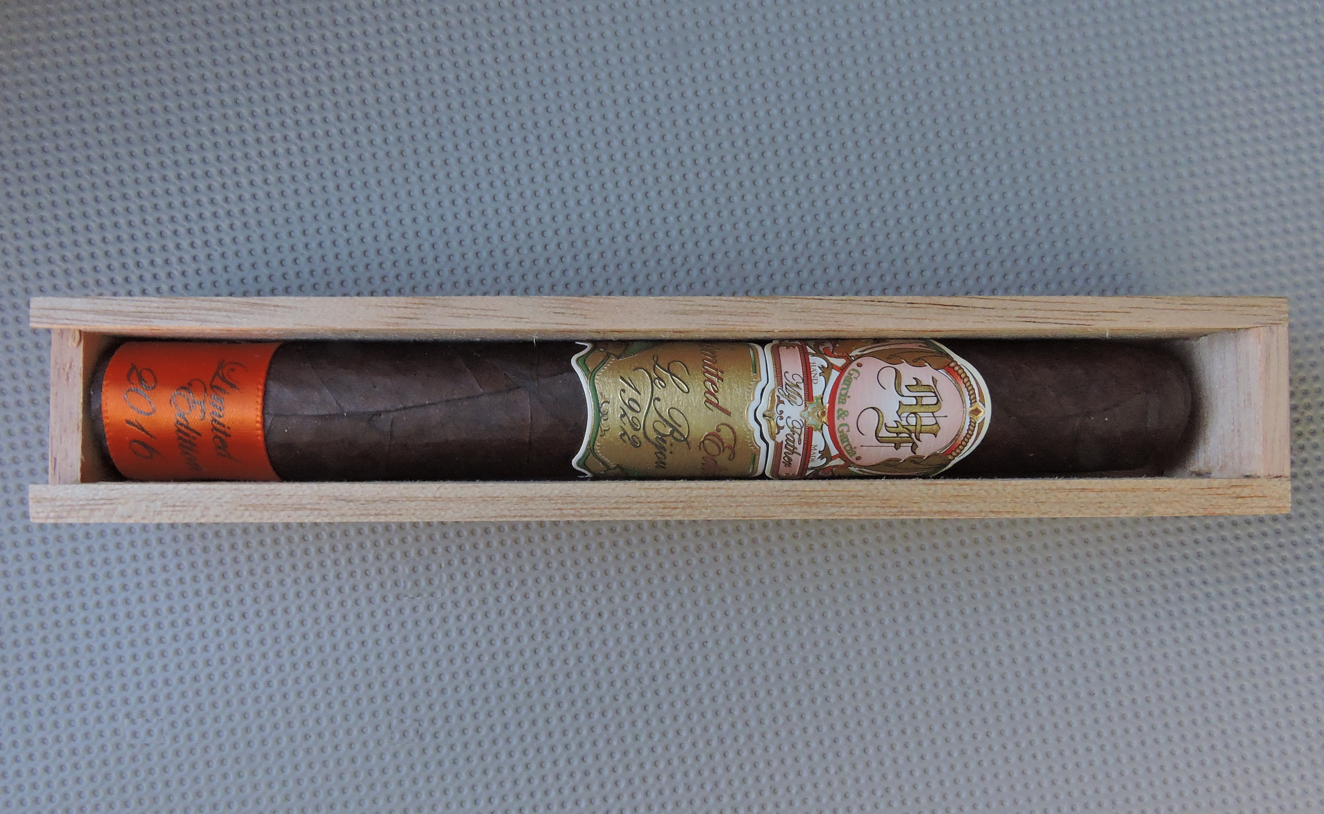 My Father Le Bijou 1922 Limited Edition 2016 Open Coffin
