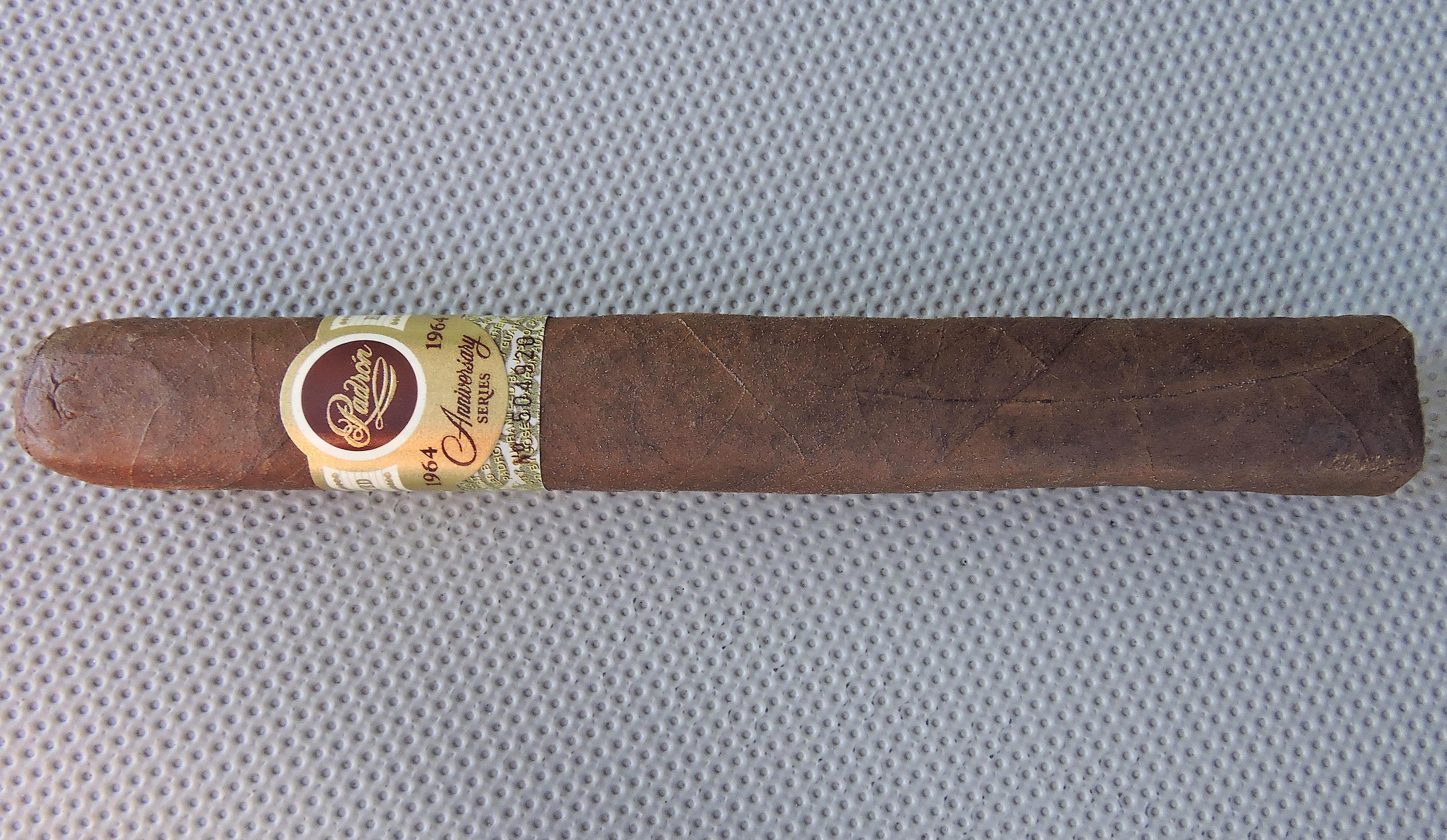 Agile Cigar Review: Padrón 1964 Anniversary Maduro Presidente