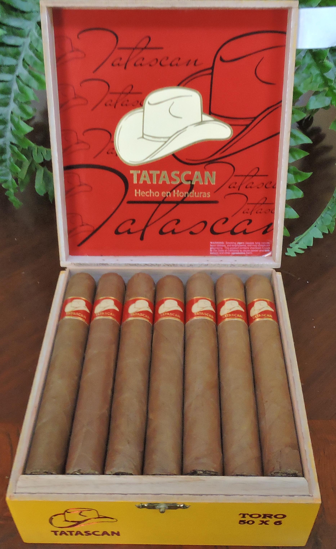 Tatascan Habano Toro - Open Box