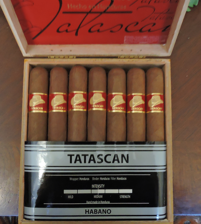 Tatscan Habano Toro Open Box