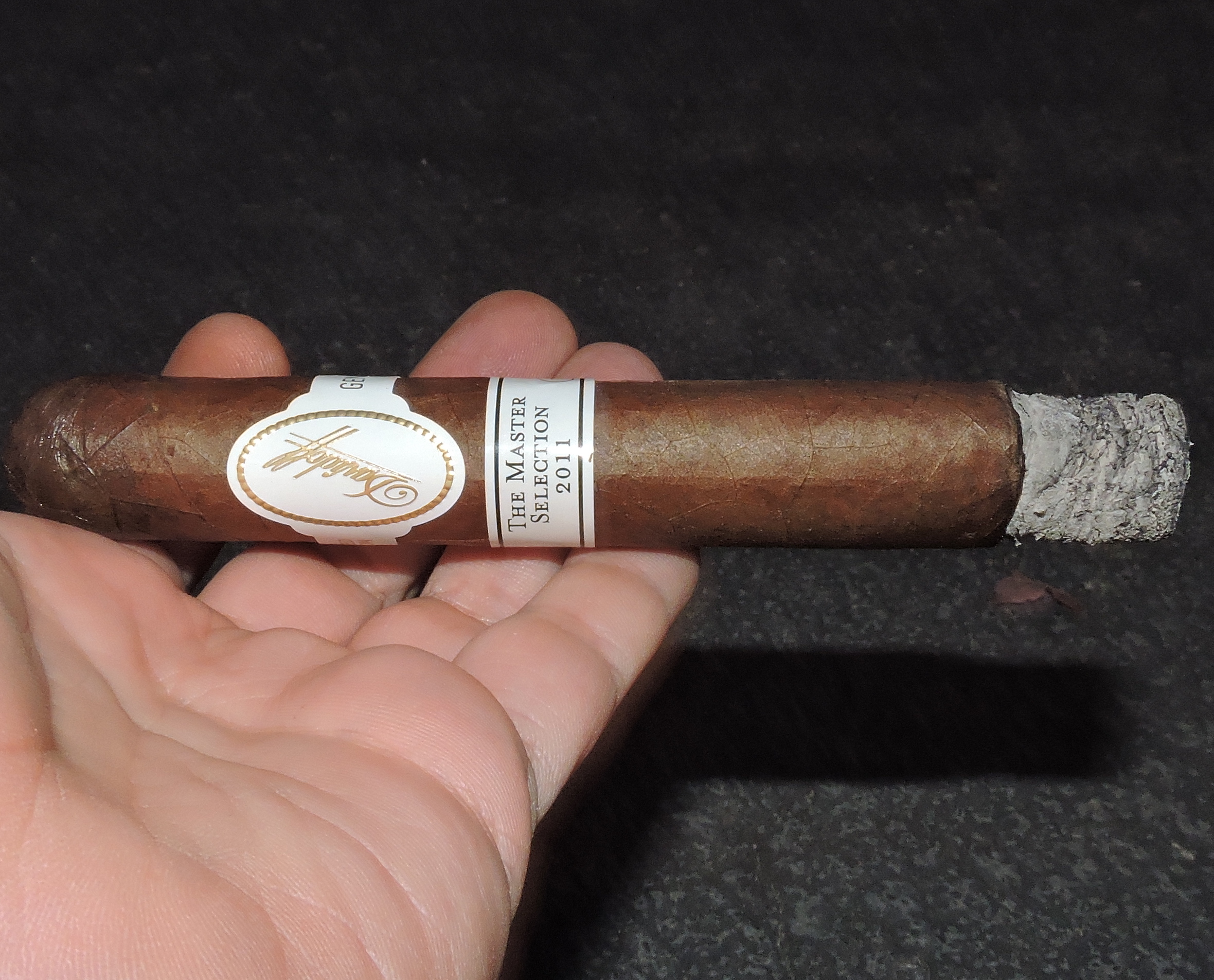 Davidoff – The Master Selection 2011-Burn