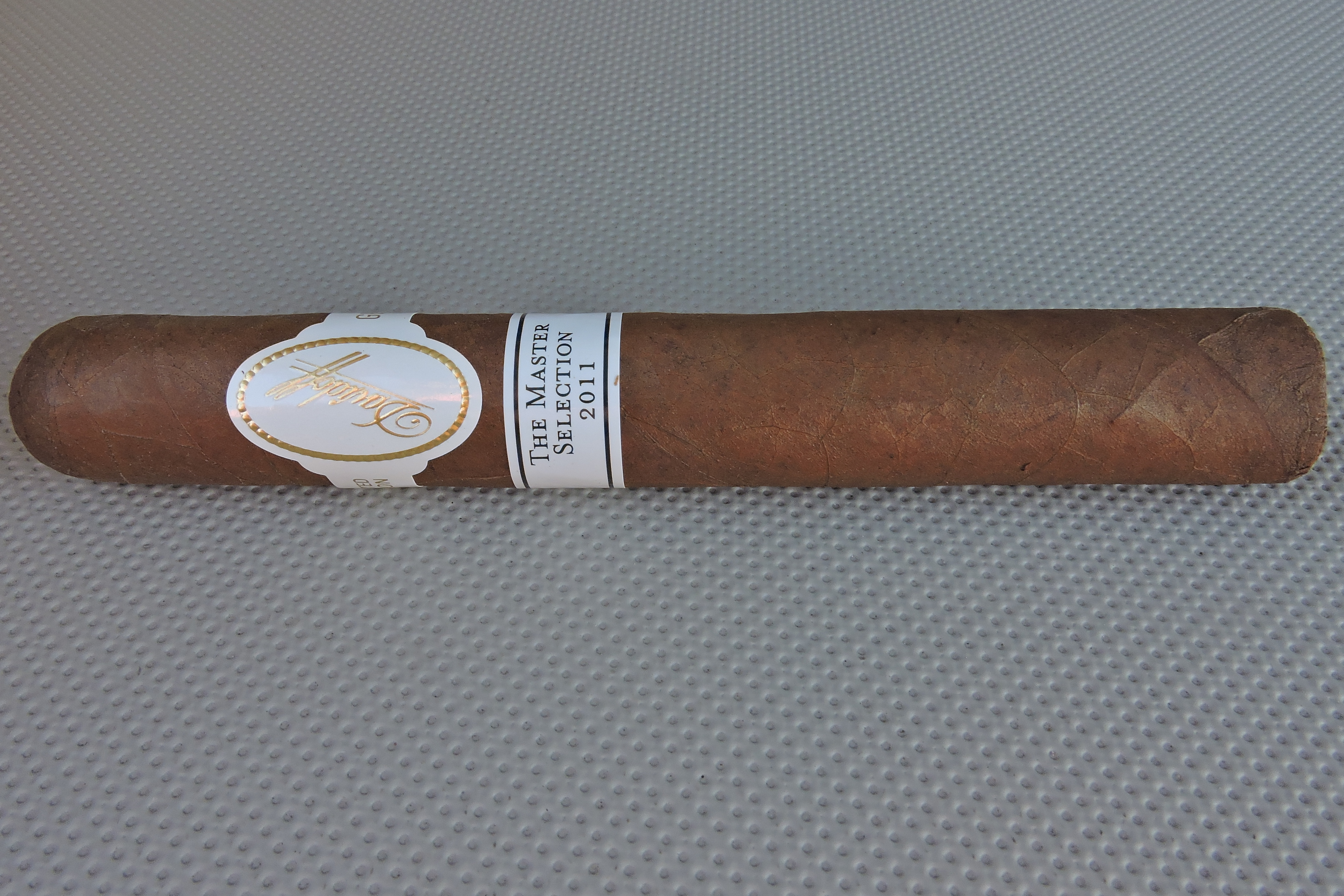 Cigar Review: Davidoff – The Master Selection 2011
