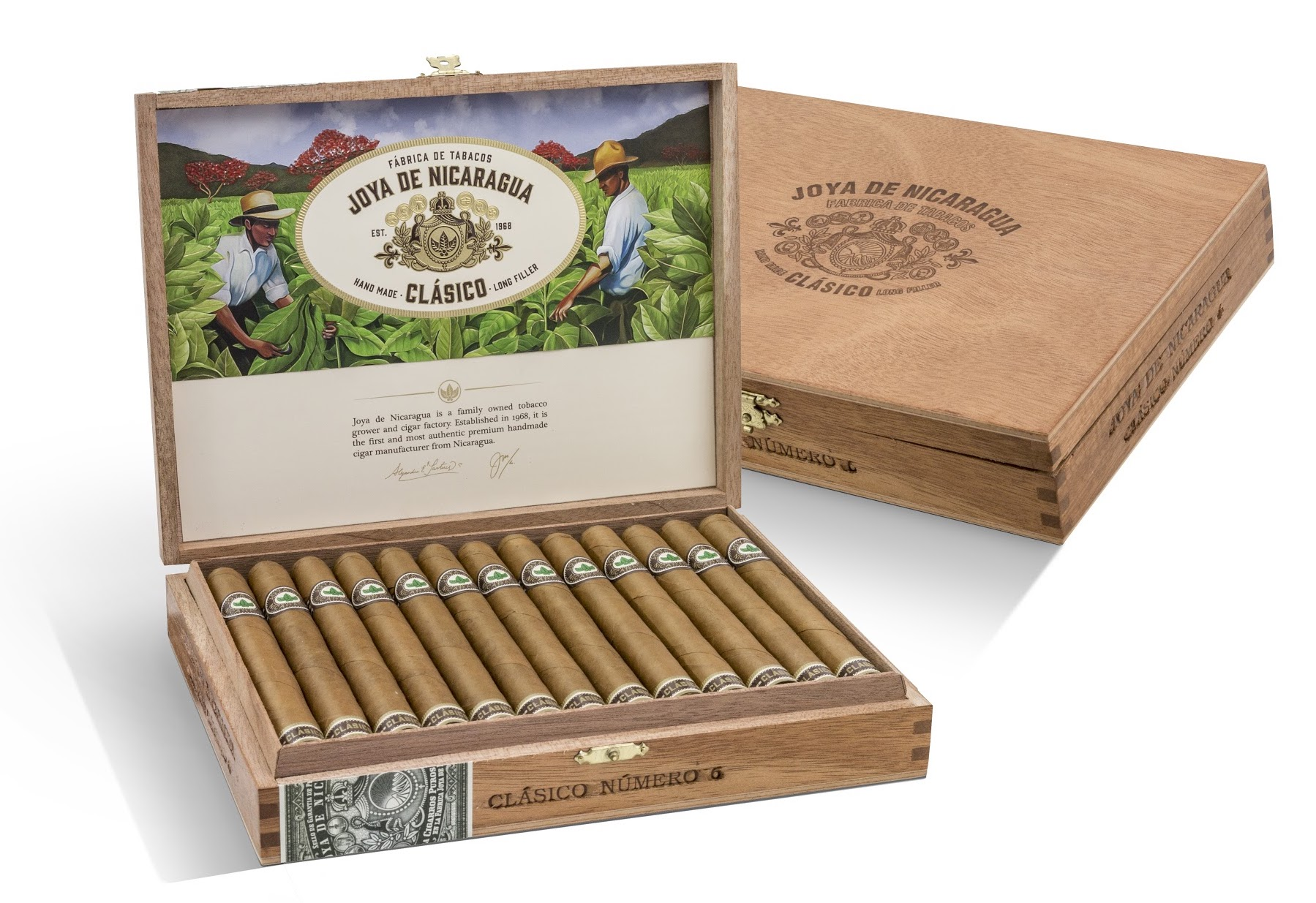 Cigar News: Joya de Nicaragua Clasico to Become Casa de Montecristo and JR Cigar Exclusive