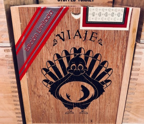 Viaje Stuffed Turkey Edicion Limitada 2017