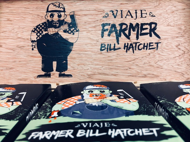 Cigar News: Zombie Farmer Bill Hatchet Returns for 2017