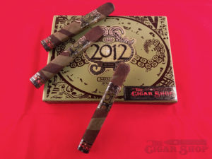 Cigar News: Oscar Valladares Tobacco and The Cigar Shop Team Up for 2012 by Oscar Barber Pole
