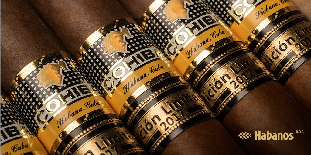 Cigar News: Cohiba Talismán Limited Edition 2017 Launched in London