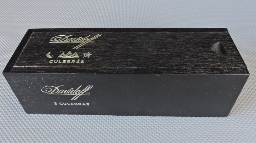Davidoff Culebras Limited Edition Coffin