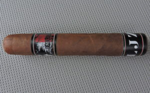 Cigar Review: Emilio LJZ Robusto